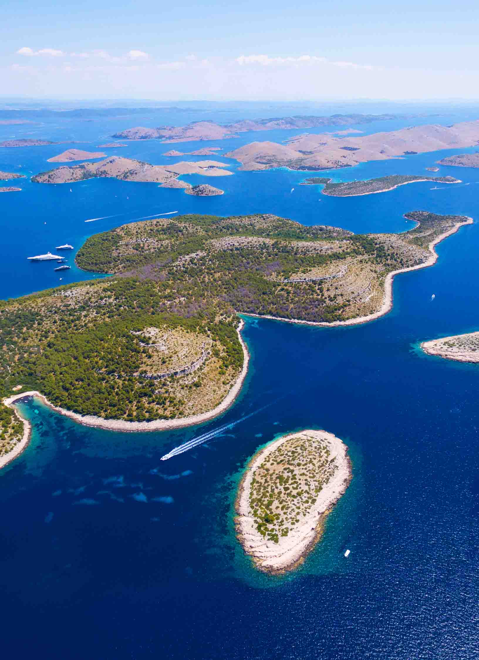 Rent a boat in Kornati-Biograd - Boatjump