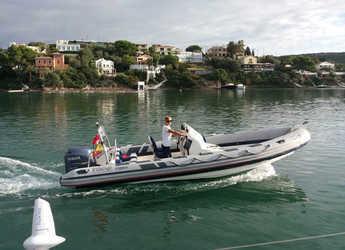 Louer dinghy à Port Mahon - Ribeye 6.5m