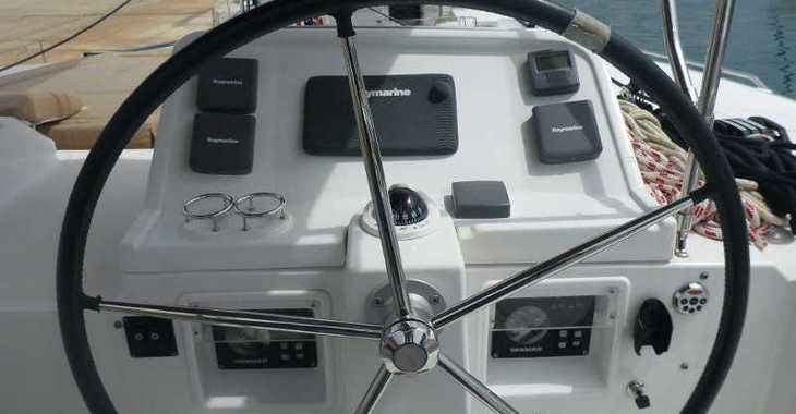 Alquilar catamarán Lagoon 450 en Marina Baotić, Seget Donji
