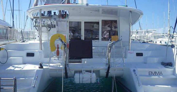 Alquilar catamarán Lagoon 400 S2 en Marina Baotić, Seget Donji