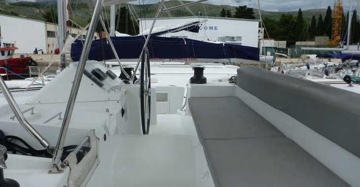 Alquilar catamarán en Marina Baotić - Lagoon 450