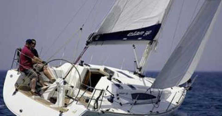 Alquilar velero Elan 340 en Marina Kornati, Kornati-Biograd