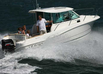 Rent a motorboat in Marina Kornati - Merry Fisher 725