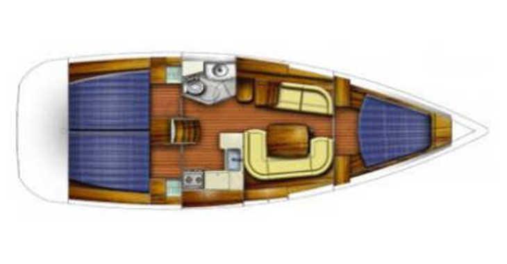 Alquilar velero en Marina Kornati - Sun Odyssey 39i