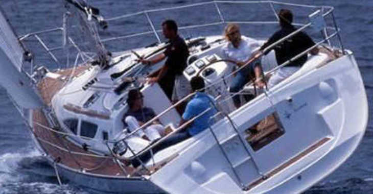 Alquilar velero Sun Odyssey 35 en Marina Kornati, Kornati-Biograd