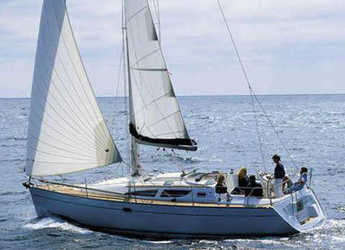 Rent a sailboat in Marina Kornati - Sun Odyssey 35