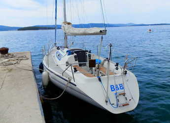 Rent a sailboat in Marina Kornati - Dehler 34
