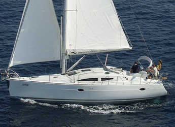 Rent a sailboat in Marina Kornati - Elan 384 Impression