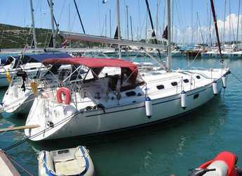 Rent a sailboat in Marina Kornati - Gib Sea 43