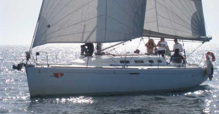 Rent a sailboat in Marina Kornati - First 40.7