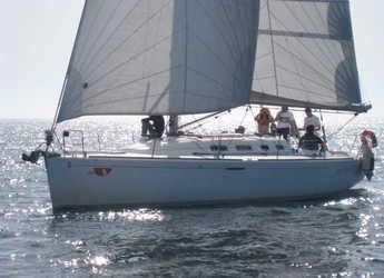 Chartern Sie segelboot in Marina Kornati - First 40.7