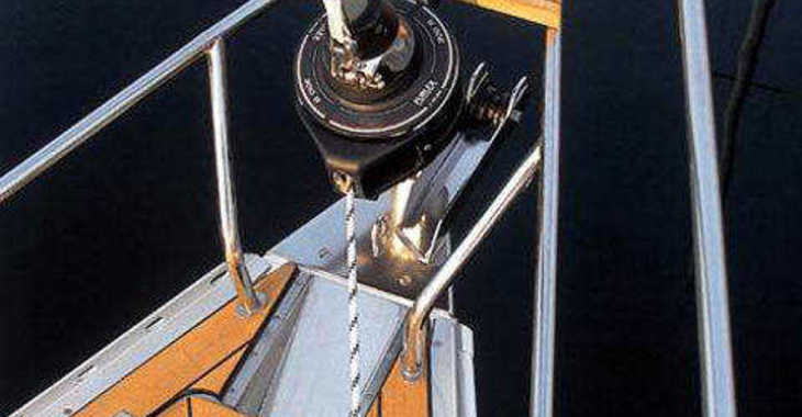 Rent a sailboat Elan 333 in Marina Kornati, Kornati-Biograd