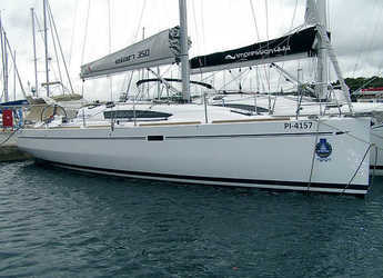Rent a sailboat in Marina Kornati - Elan 350
