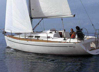 Rent a sailboat in Marina Kornati - Elan 333