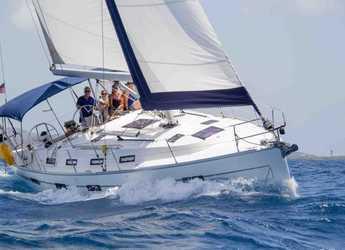 Louer voilier à Nanny Cay - Bavaria 40 LE