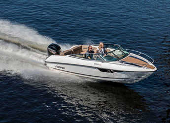 Rent a motorboat in Marina Zadar - Flipper 640 DC