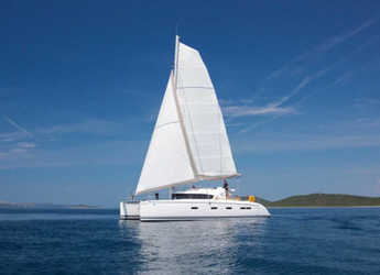 Rent a catamaran in Marina Zadar - Nautitech 441