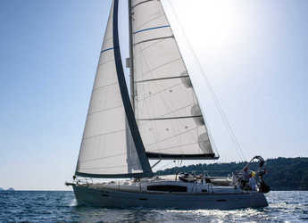 Rent a sailboat in ACI Marina Dubrovnik - Oceanis 40