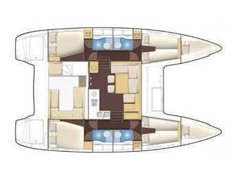 Alquilar catamarán Lagoon 400 en Marina Mandalina, Sibenik city