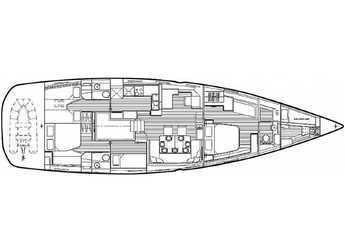 Alquilar velero Jeanneau 64 en Marina Mandalina, Sibenik city