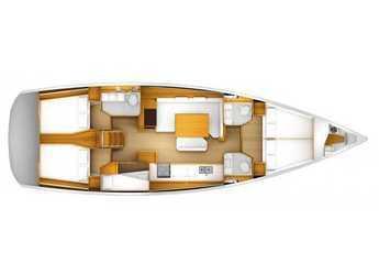 Alquilar velero Sun Odyssey 519 en Marina Mandalina, Sibenik city