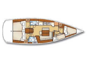 Alquilar velero Oceanis 43 en Marina Mandalina, Sibenik city