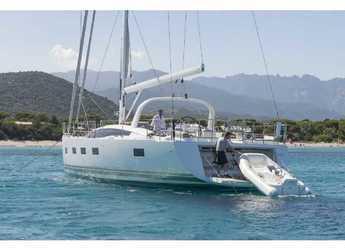 Rent a sailboat in Marina Mandalina - Jeanneau 64