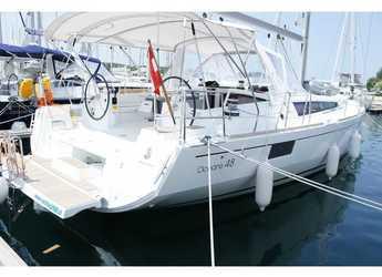 Rent a sailboat in Marina Mandalina - Oceanis 48 LR