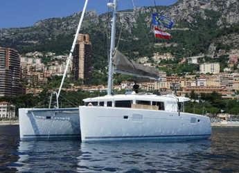 Alquilar catamarán en Marina Mandalina - Lagoon 450