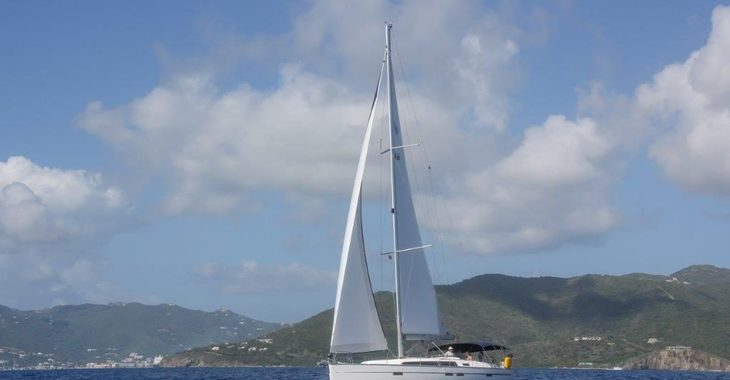 Rent a sailboat Bavaria Cruiser 46 in Nanny Cay, Tortola