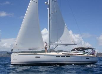 Alquilar velero Jeanneau 509 en Nanny Cay, Tortola