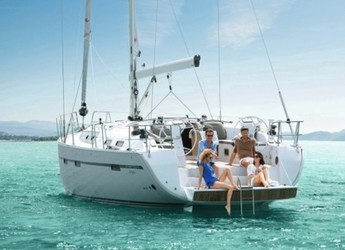 Rent a sailboat in Nanny Cay - Bavaria Cruiser 51