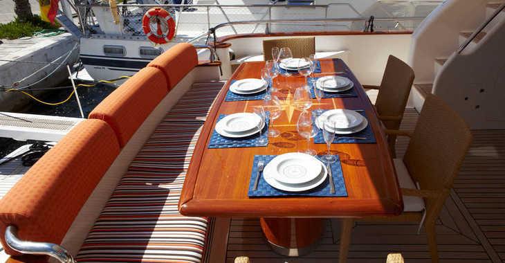 Alquilar yate Astondoa 72 GLX en Marina Ibiza, Ibiza (ciudad)