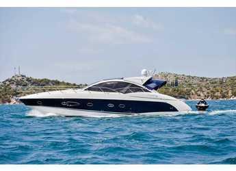 Rent a yacht in Marina Mandalina - Azimut Atlantis 54