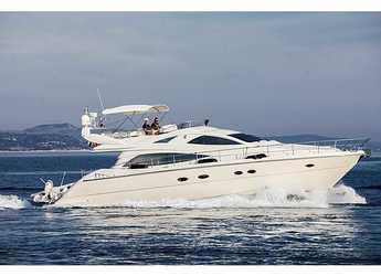 Rent a yacht in Marina Mandalina - Aicon 56 S Fly