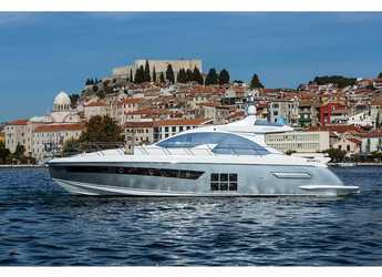 Rent a yacht in Marina Mandalina - Azimut 55 S