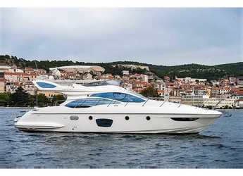 Rent a yacht in Marina Mandalina - Azimut 47 Fly