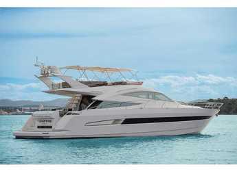 Rent a yacht in Marina Mandalina - Galeon 640 Fly