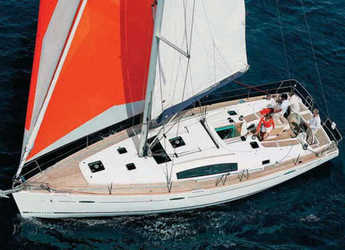 Rent a sailboat in Marina Kremik - Oceanis 43