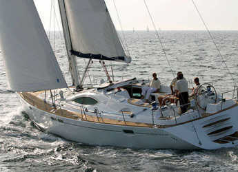 Rent a sailboat in Marina Kremik - Sun Odyssey 54DS