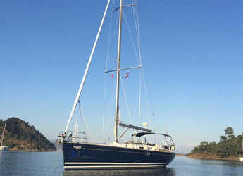 Rent a sailboat in Marina Kremik - Sun Odyssey 49