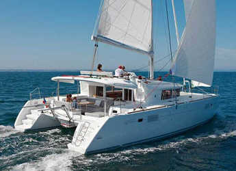 Rent a catamaran in Marina Kremik - Lagoon 450