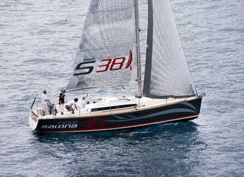 Chartern Sie segelboot in Marina Kremik - Salona 38