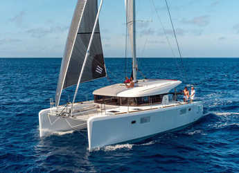 Rent a catamaran in Marina Kremik - Lagoon 39
