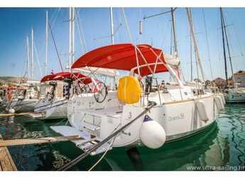 Alquilar velero en Trogir (ACI marina) - Oceanis 38