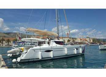 Rent a catamaran in Trogir (ACI marina) - Helia 44