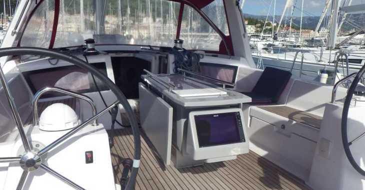 Rent a sailboat in Trogir (ACI marina) - Oceanis 48
