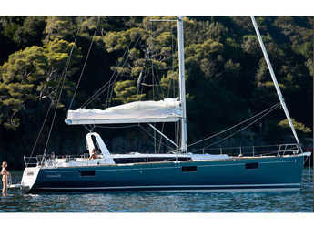 Rent a sailboat in Trogir (ACI marina) - Oceanis 48