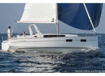 Rent a sailboat in Split (ACI Marina) - Oceanis 35