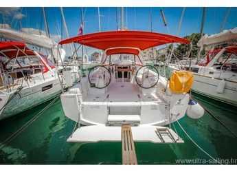 Rent a sailboat in Trogir (ACI marina) - Oceanis 38